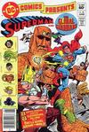 Cover for DC Comics Presents (DC, 1978 series) #46