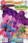 Cover for DC Comics Presents (DC, 1978 series) #55 [Newsstand Edition]