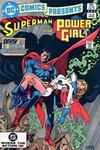 Cover for DC Comics Presents (DC, 1978 series) #56 [Direct-Sales]