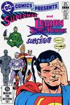 Cover for DC Comics Presents (DC, 1978 series) #59 [Direct-Sales]