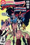Cover for DC Comics Presents (DC, 1978 series) #62 [Direct-Sales]
