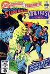 Cover for DC Comics Presents (DC, 1978 series) #63 [Direct-Sales]