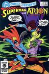 Cover for DC Comics Presents (DC, 1978 series) #75 [Direct]