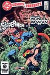 Cover for DC Comics Presents (DC, 1978 series) #76 [Direct]
