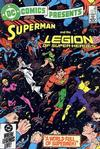 Cover for DC Comics Presents (DC, 1978 series) #80 [Direct Sales]