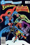 Cover for DC Comics Presents (DC, 1978 series) #83 [Direct Sales]