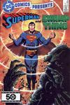 Cover for DC Comics Presents (DC, 1978 series) #85 [Direct Sales]
