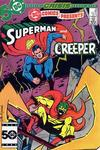 Cover for DC Comics Presents (DC, 1978 series) #88 [Direct Edition]
