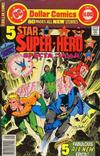 Cover for DC Special Series (DC, 1977 series) #1 - 5-Star Super-Hero Spectacular