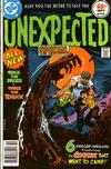 Cover for DC Special Series (DC, 1977 series) #4 - The Unexpected Special