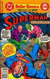 Cover for DC Special Series (DC, 1977 series) #5 - Superman Spectacular
