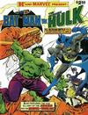 Cover for DC Special Series (DC, 1977 series) #27 - Batman vs. the Incredible Hulk [Newsstand]