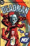Cover for Deadman (DC, 1985 series) #1