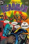 Cover for Deadman (DC, 1985 series) #2