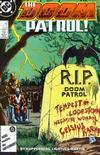 Cover for Doom Patrol (DC, 1987 series) #5 [Direct]
