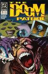 Cover for Doom Patrol (DC, 1987 series) #25