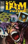 Cover for Doom Patrol (DC, 1987 series) #25