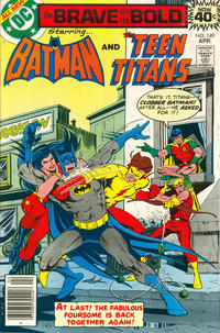 Cover Thumbnail for The Brave and the Bold (DC, 1955 series) #149