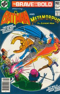 Cover Thumbnail for The Brave and the Bold (DC, 1955 series) #154