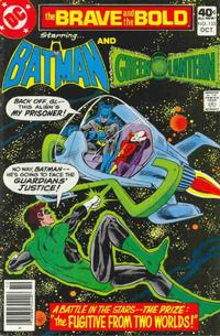 Cover Thumbnail for The Brave and the Bold (DC, 1955 series) #155