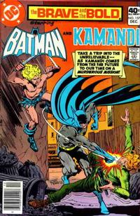 Cover Thumbnail for The Brave and the Bold (DC, 1955 series) #157