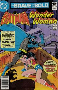 Cover Thumbnail for The Brave and the Bold (DC, 1955 series) #158
