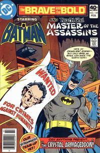 Cover Thumbnail for The Brave and the Bold (DC, 1955 series) #159