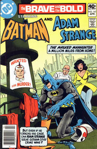 Cover Thumbnail for The Brave and the Bold (DC, 1955 series) #161