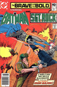 Cover Thumbnail for The Brave and the Bold (DC, 1955 series) #162