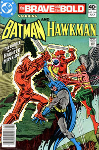 Cover for The Brave and the Bold (DC, 1955 series) #164