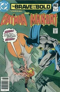 Cover Thumbnail for The Brave and the Bold (DC, 1955 series) #165