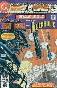 Cover Thumbnail for The Brave and the Bold (DC, 1955 series) #167 [Direct]