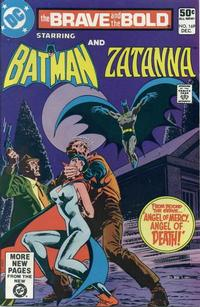 Cover Thumbnail for The Brave and the Bold (DC, 1955 series) #169 [Direct]