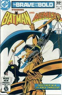 Cover Thumbnail for The Brave and the Bold (DC, 1955 series) #170 [Direct]