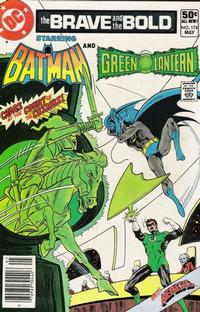 Cover Thumbnail for The Brave and the Bold (DC, 1955 series) #174