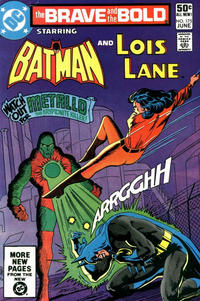 Cover Thumbnail for The Brave and the Bold (DC, 1955 series) #175 [Direct]