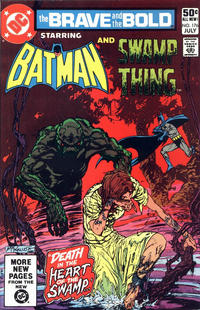 Cover Thumbnail for The Brave and the Bold (DC, 1955 series) #176 [Direct]