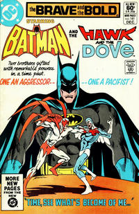 Cover Thumbnail for The Brave and the Bold (DC, 1955 series) #181 [Direct Sales]