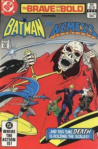 Cover Thumbnail for The Brave and the Bold (DC, 1955 series) #193 [Direct]