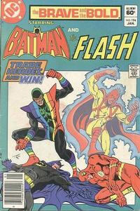 Cover Thumbnail for The Brave and the Bold (DC, 1955 series) #194 [Newsstand]