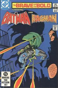 Cover Thumbnail for The Brave and the Bold (DC, 1955 series) #196 [Direct]