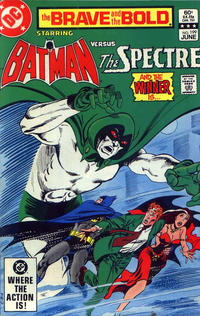 Cover Thumbnail for The Brave and the Bold (DC, 1955 series) #199 [Direct]