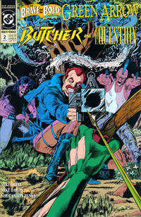 Cover Thumbnail for The Brave and the Bold (DC, 1991 series) #2