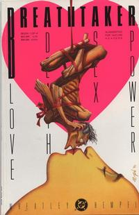 Cover Thumbnail for Breathtaker (DC, 1990 series) #1