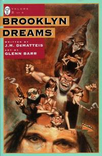 Cover Thumbnail for Brooklyn Dreams (DC, 1994 series) #2