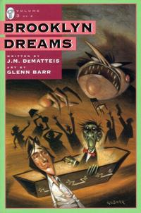 Cover Thumbnail for Brooklyn Dreams (DC, 1994 series) #3