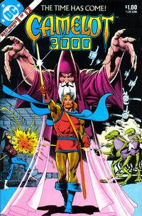 Cover for Camelot 3000 (DC, 1982 series) #1