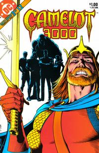 Cover Thumbnail for Camelot 3000 (DC, 1982 series) #3