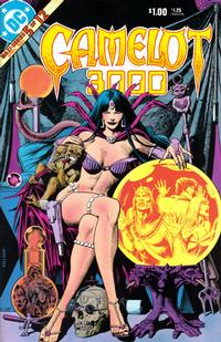 Cover Thumbnail for Camelot 3000 (DC, 1982 series) #5