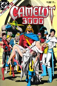 Cover Thumbnail for Camelot 3000 (DC, 1982 series) #6